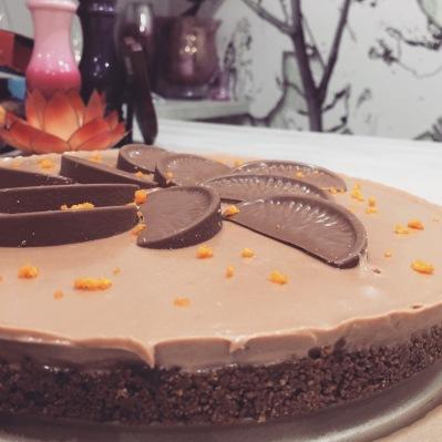 chocolate-orange-cheesecake